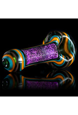 Lab Rat Glass Glass Spoon Dry Pipe Dichro Dancer (A) by Lab Rat
