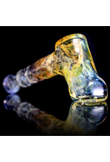 Cameron Tower x Toethumb Glass Glass Pipe Dry Hammer (A) Collab by Cameron Tower x Toe Thumb