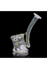 Erin B x Quest Glass Pipe Dry Sherlock (A) by Erin B x Quest