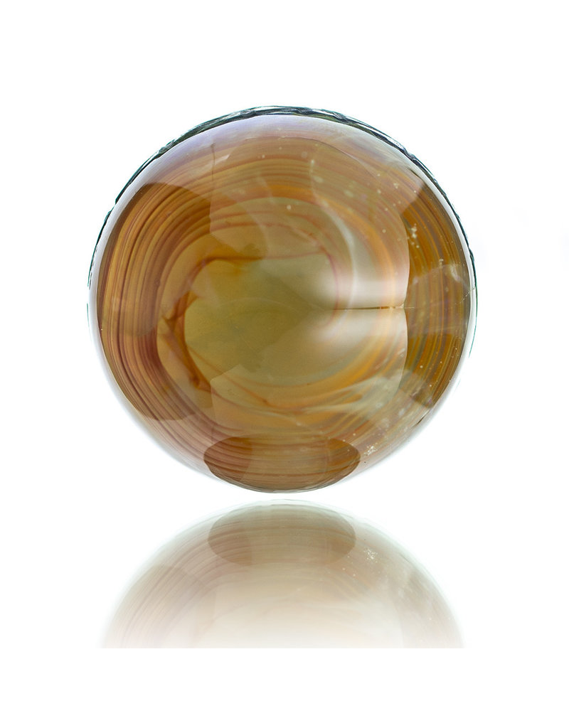 Large Glass Marble (A) by Trevy Metal