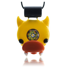 Ryno x AKM SOLD Glass Pendant Horned Duck Collaborative by Ryno x AKM