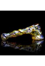 Brad Tenner Glass Pipe Dry Fume Hammer by Brad Tenner