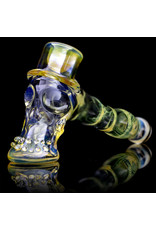 Bob Snodgrass Glass Pipe Dry Deluxe Top Hat (B) by Bob Snodgrass