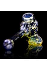 Bob Snodgrass Glass Pipe Dry Top Hat #20 by Bob Snodgrass