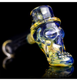 Bob Snodgrass SOLD Glass Pipe Dry Top Hat #21 by Bob Snodgrass