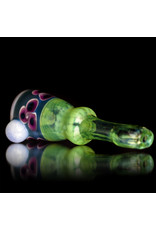 Boonieswag SOLD Glass Chillum One Hitter (A) by Boonieswag