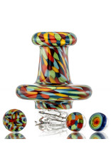 Hollinger Directional Carb Cap (C) Bullseye Mashup Chipstack Spinner Cap Set by Hollinger