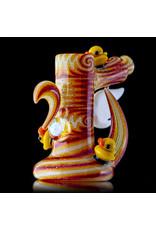 """Ryno 4"""" Dewars Dichro Bubbler by RYNO"""