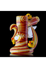 Ryno Dewars Bubbler and Dry Pipe Dichro Set by RYNO