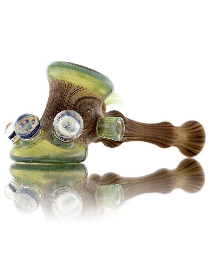 "Stormin Norman x Alex Ubatuba Glass Pipe Dry Stormin Norman x Alex Ubatuba ""Wook Hammer 3000"""