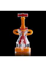Evol Empire 10mm Dab Rig Pocket Element Lava & Poppy and Gnome Evol Empire
