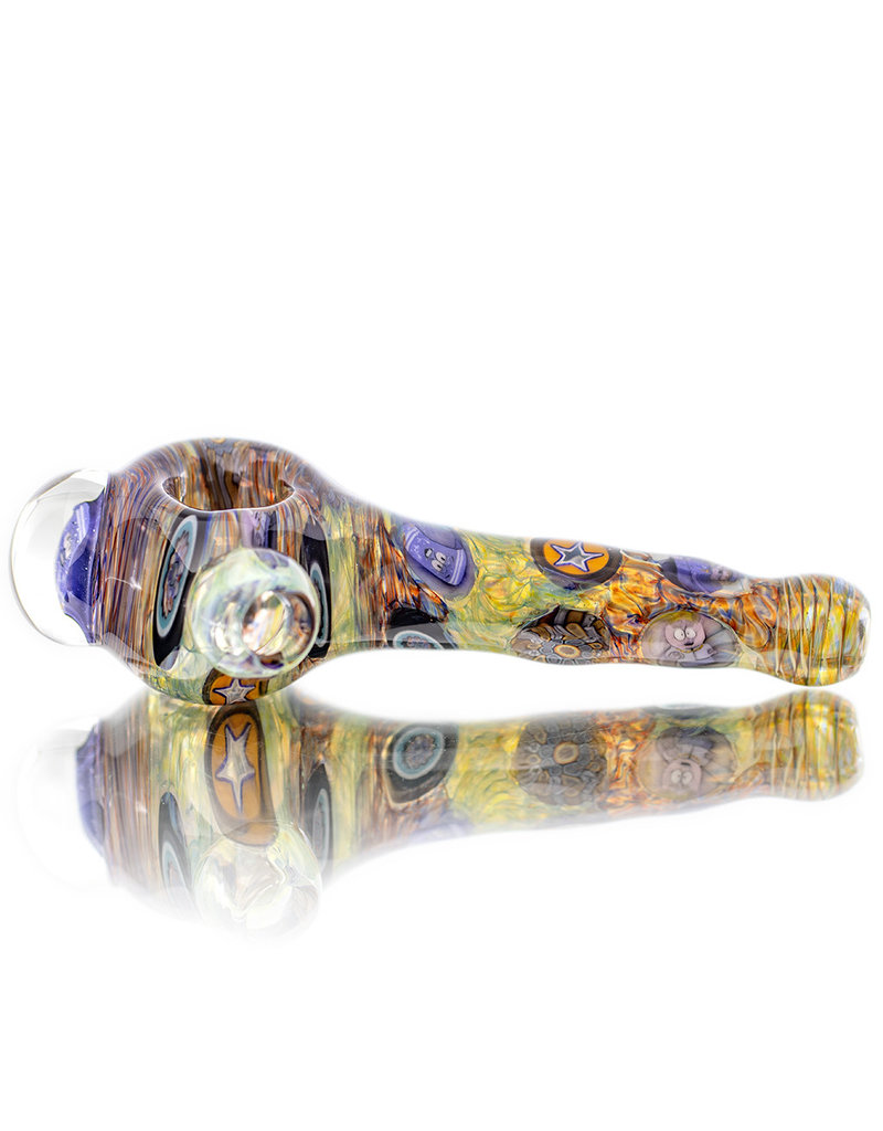 Jerry Kelly Glass Dry Pipe #52 'Towelie Time' Millie by Jerry Kelly
