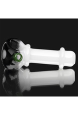 Witch DR Glass Pipe Dry DOCtober Pumpkin Pipe (M) by Witch Dr Studio