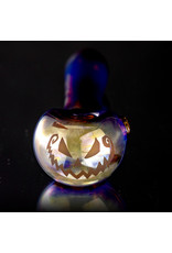 Witch DR Glass Pipe Dry DOCtober Pumpkin Pipe (CC) by Witch Dr Studio