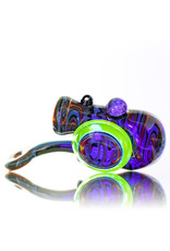 Mike Fro Glass Sherlock with UV Disk Mike Fro Daily Driver