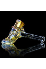 Bob Snodgrass Glass Pipe DRY Bob Snodgrass Top Hat (W)