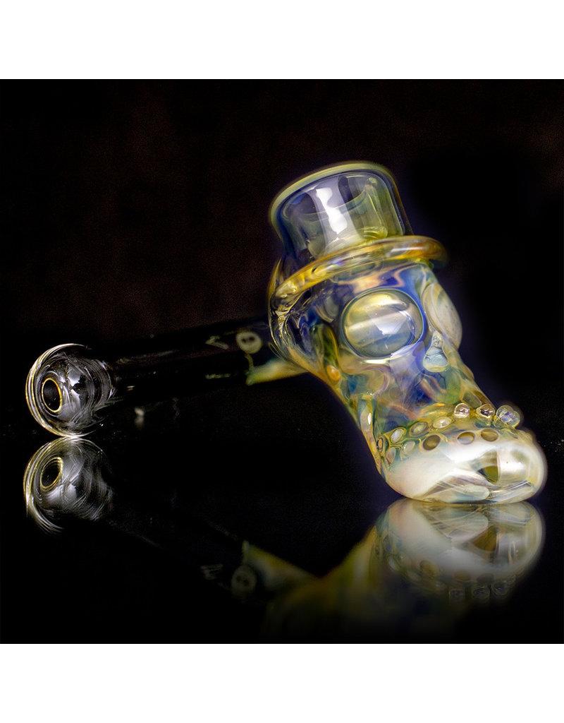 Bob Snodgrass Glass Pipe DRY Bob Snodgrass Top Hat (X)