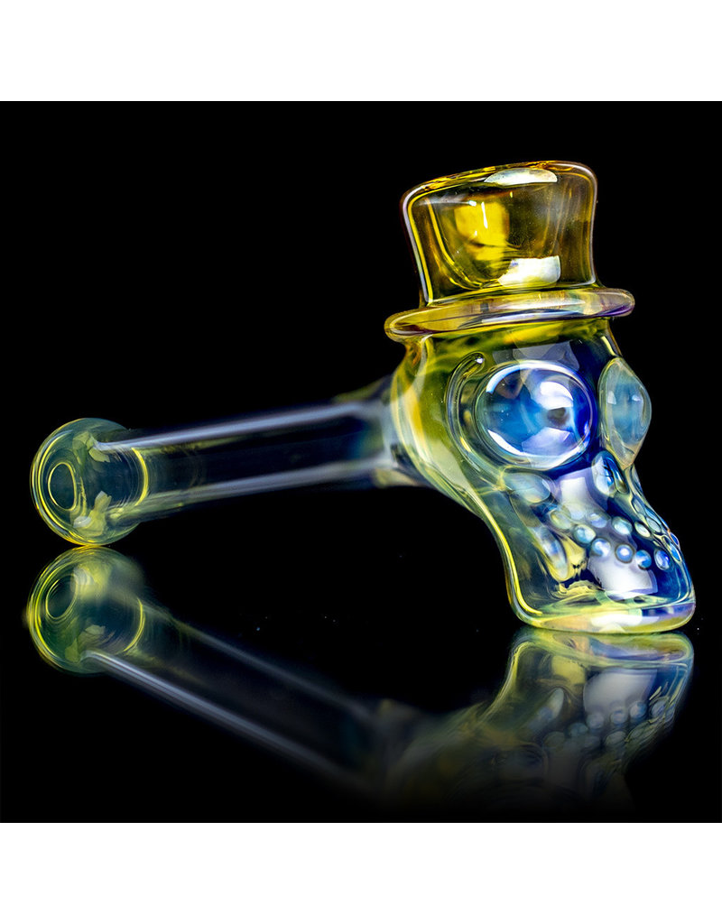 Ginny Snodgrass-Gietl Glass Pipe DRY Ginny Snodgrass-Gietl Top Hat (J)