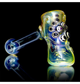 Ginny Snodgrass-Gietl SOLD Glass Pipe DRY Ginny Snodgrass-Gietl Jewel (F)