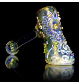 Ginny Snodgrass-Gietl Glass Pipe DRY Ginny Snodgrass-Gietl UV Seahorse