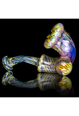 Gasp Glass Pipe DRY Gasp Fume Sherlock (A)