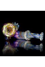 Gasp Glass Pipe DRY Gasp Fume Sherlock (B)
