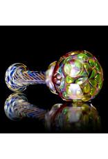 Gasp Glass Pipe Dry Gasp Fume Spoon (B)