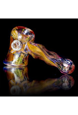 Brad Tenner Glass Pipe DRY Fume Hammer (B) Brad Tenner