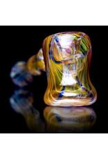 Brad Tenner Glass Pipe DRY Fume Hammer (A) Brad Tenner