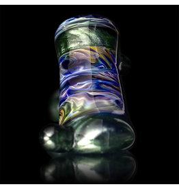 Magizle Glass x Jawa Glass Glass Pipe DRY Magizle Glass x Jawa Glass Daily Driver