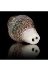 Stone Tech Glass Decorative Frosted Glass Ornament One Hitter (A) by Stone Tech