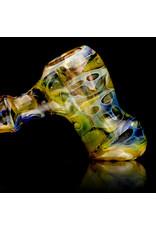 Brad Tenner Glass Hammer Bubbler BT Pocket Bubbler Brad Tenner (A)