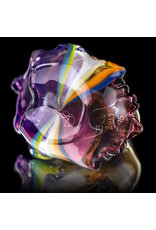 Blu Sun Glass Glass Pendant Wook #175 by Blu Sun