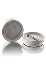 Santa Cruz Shredder WHITE 2 Piece Grinder MADE 100% from HEMP by Santa Cruz Shredder