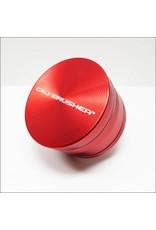 Cali Crusher 2.5'' 4 Piece Red Cali Crusher
