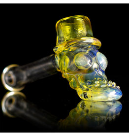 Bob Snodgrass Glass Pipe DRY Bob Snodgrass Top Hat #25