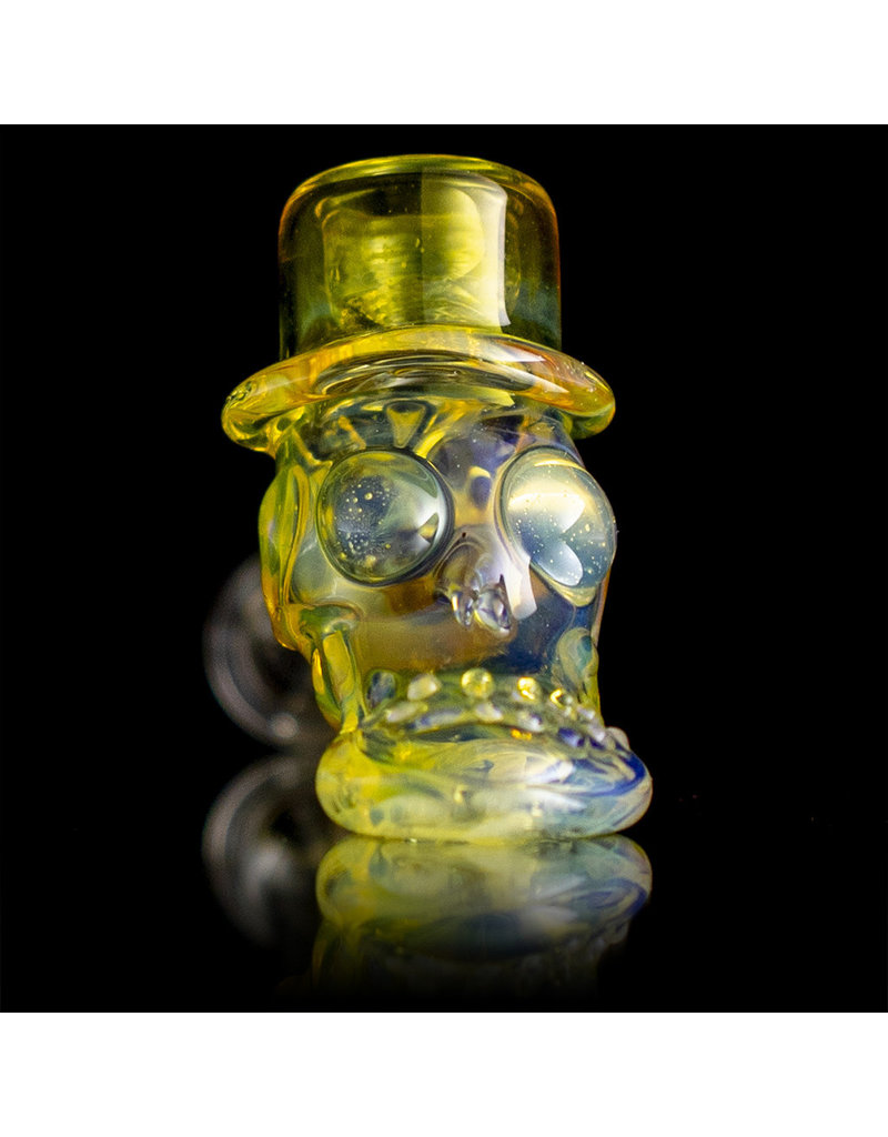 Bob Snodgrass Glass Pipe DRY Bob Snodgrass Top Hat #25