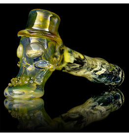 Bob Snodgrass Glass Pipe DRY Top Hat with UV Stem by Bob Snodgrass