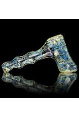 Jonathan Gietl Glass Pipe Dry Cosmic Hammer (B) by Jonathan Gietl