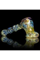 Brad Tenner Glass Pipe Pocket Bubbler (E) by Brad Tenner BT Glass
