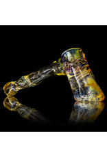 Bob Snodgrass Glass Pipe DRY Stars & Birds Hammer by Bob Snodgrass