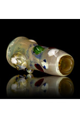 Bob Snodgrass Glass Bead with UV Accents Alien Bead (A) by Bob Snodgrass