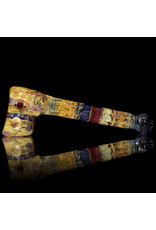 Glass Hammer Dry Pipe '1995' Style by Stan Alba