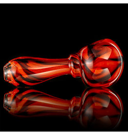 Glass by Jacs Glass Pipe Blow In Pipe by Jacs Glass (A)