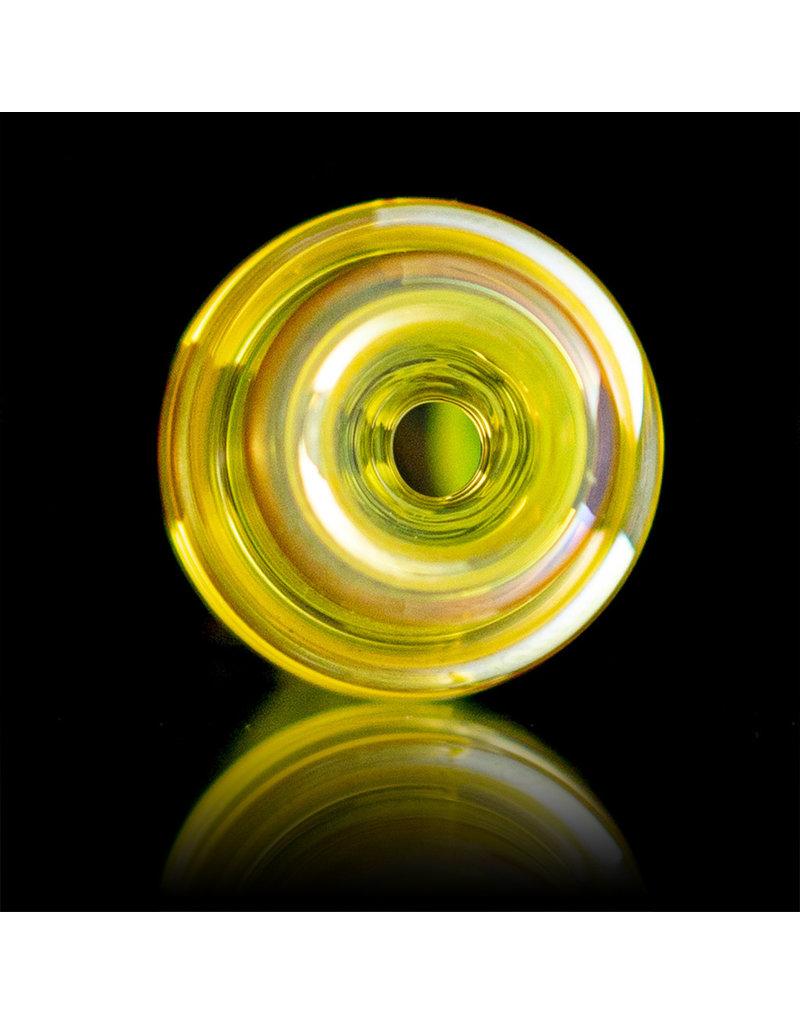 Steven Stotts Glass Chillum One Hitter Triple Maria by Steve Stotts