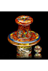 Hollinger Directional Airflow Carb Cap (E) Quadrant Murrine Spinner Set by Zach Hollinger