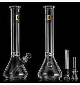 Diesel Diesel 12'' 38x4 Beaker Bong w/ Grommet Joint Bong