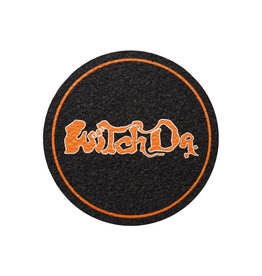 "Moodmats 8"" Orange Witch Dr Rubber Moodmat 