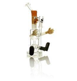 Pyrology x Rob Morrison SOLD Muppet theme Beaker Pyrology x Rob Morrison Recycler