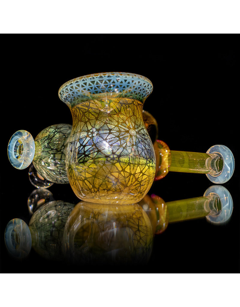 Steve Sizelove Glass Pipe Sidecar Dry Loveday Fumetech by Steve Sizelove 27